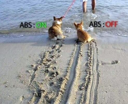 We know ABS brake repairs!